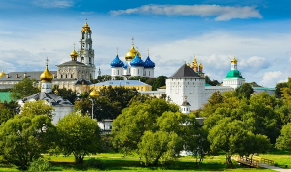 Những thành phố tuyệt vời của vành đai Vàng
